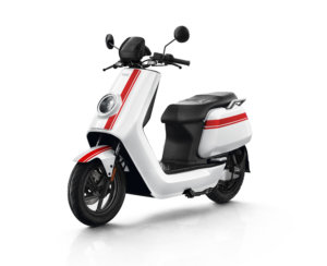 NIU scooter